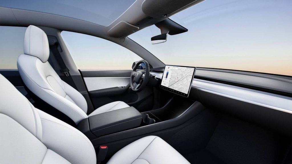 Tesla Model Y. Credit: Tesla Press Kit