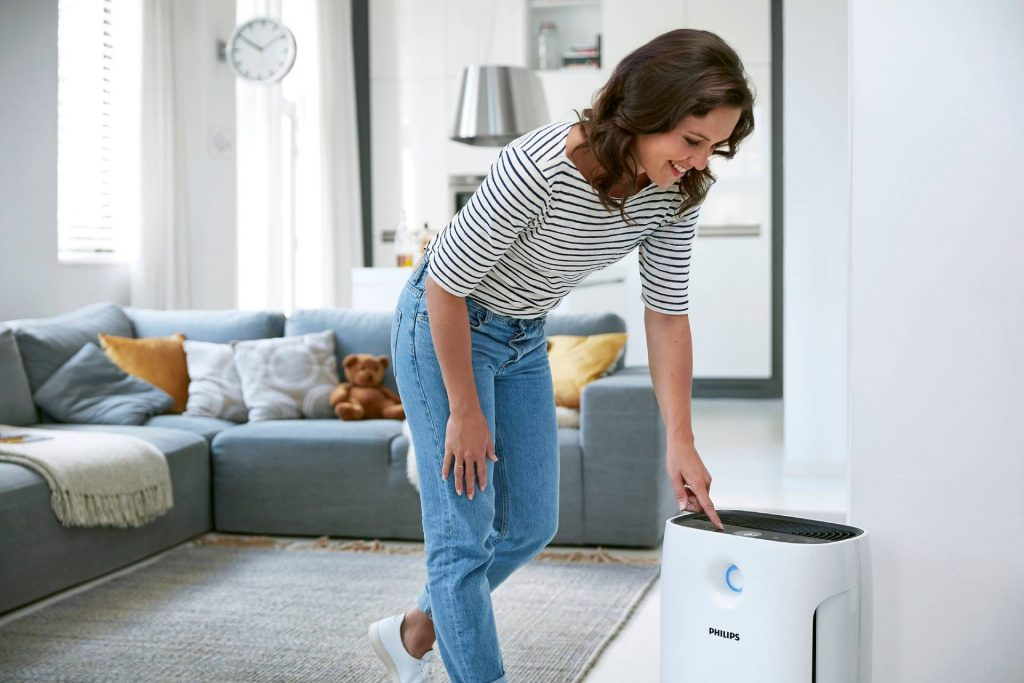Philips Air Purifier Series 2000. Credit: Philips Newsroom