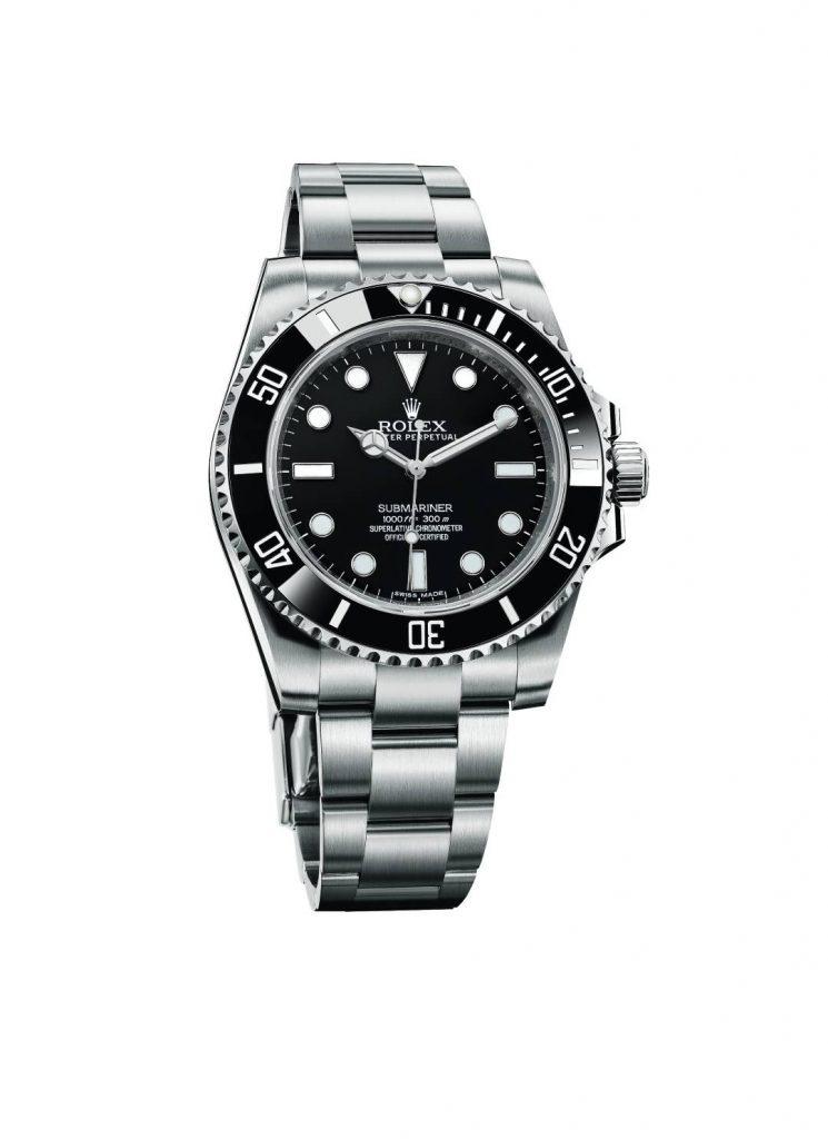 Rolex Submariner. Credit: Rolex Pressroom