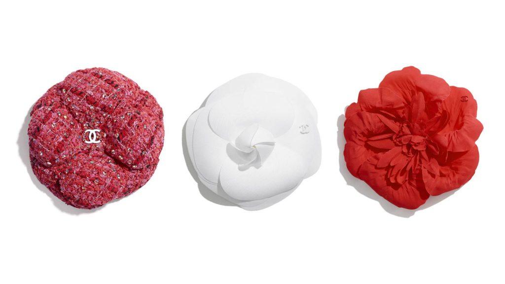 Chanel Camellia. Credit: Chanel website