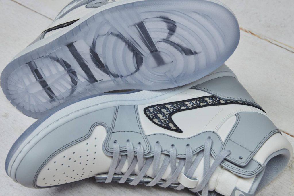 Air Jordan 1 OG Dior. Credit: Nike News