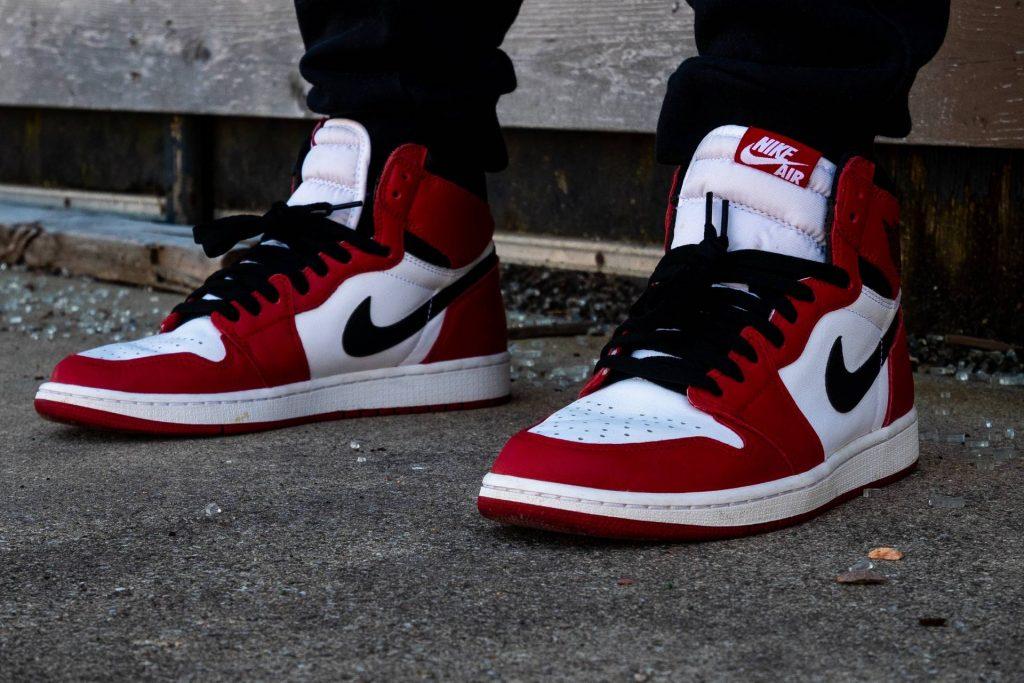 Air Jordan 1. Credit: AJ Nakasone | Pexels