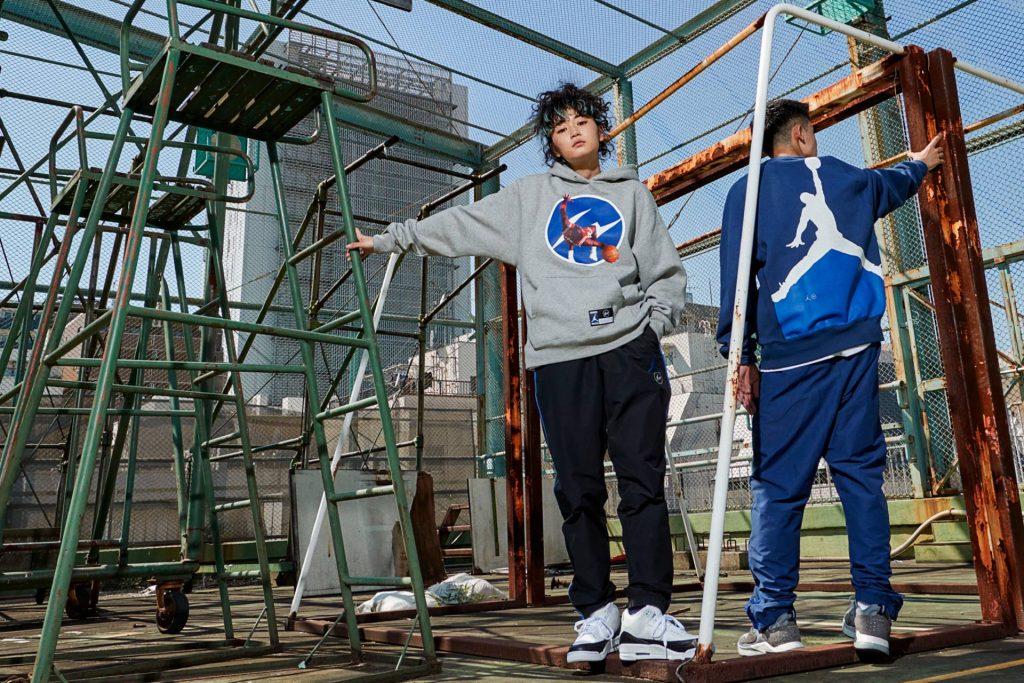 Jordan Brand x Fragment Design. Credit: Nike News