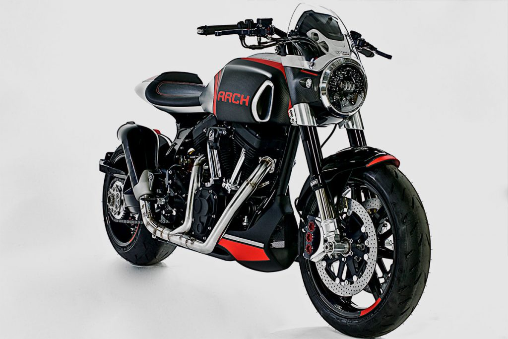 Arch 1s motorcycle