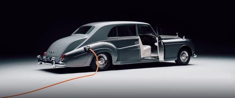 Rolls Royce Phantom V1