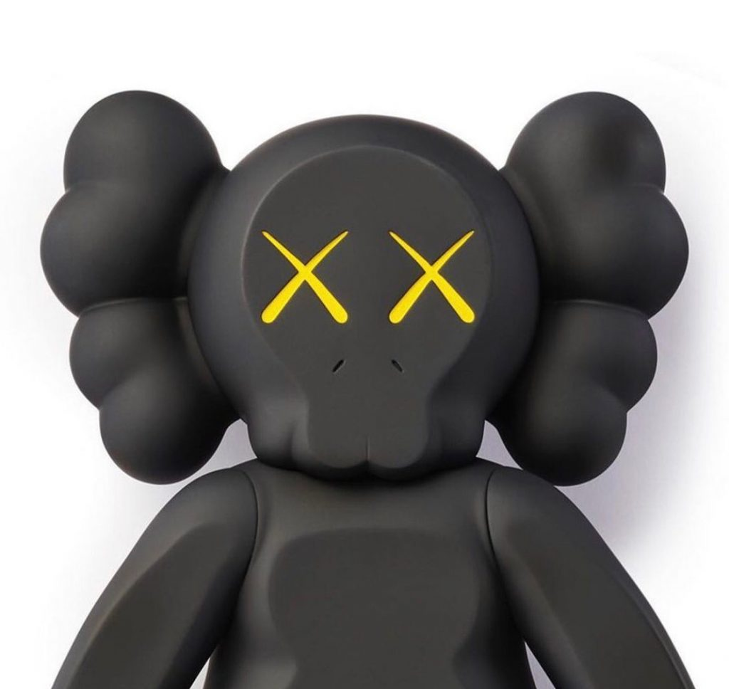KAWS Mickey Mouse XX Eyes